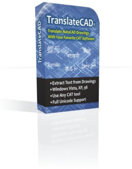 Technical support for TranslateCAD